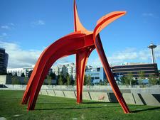 Sculpture Park Exhibit