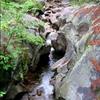 Rocas esculpidas Área Natural
