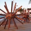 Sculptures Along Malecon Boardwalk