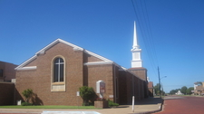 First Baptist Church Of Childress