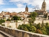 Segovia Cathedral - Castile-Leon Spain