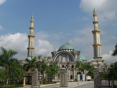 Selangor Mosque - Kuala Lumpur