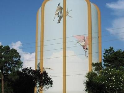 Seminole  F L  Water  Tower