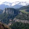 Semmering Railway With Surrounding Mountain Scenery