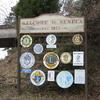 Seneca S C Welcome Sign