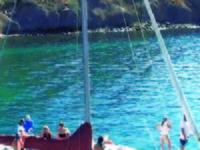 Sunset Cruise By Catamaran in Loreto
