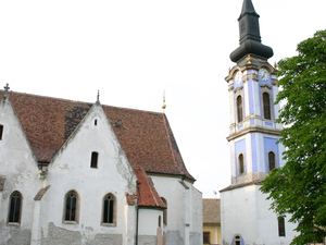 Iglesia Ortodoxa Serbia-Ráckeve