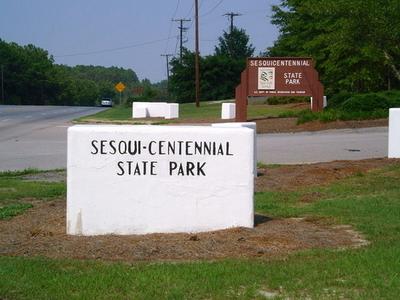 Sesquicentennial State Park