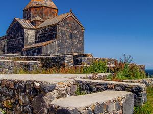 Sevan Monastery and Haghartsin Monastery Photos