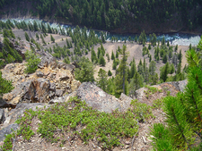 Seven Mile Hole Trail - Yellowstone - USA