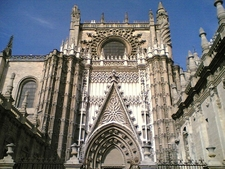 Seville Gothic Cathedral - Spain Andalusia