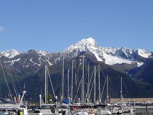 Montañas Seward (Alaska)