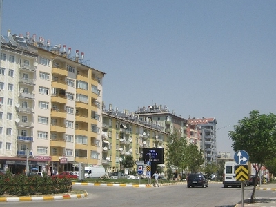 Seydisehir City