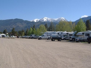 Arkansas River Rim Campground and RV Park