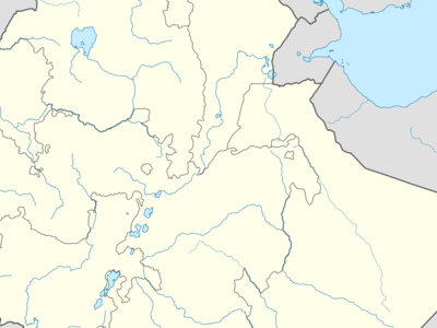 Shakiso Is Located In Ethiopia