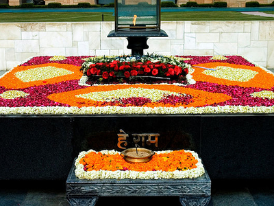 Shakti Sthal Delhi