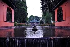 Shalimar Mughal Garden In Srinagar
