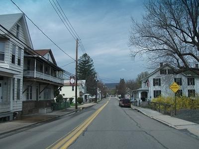 Shamokin Pennsylvania State Route  125