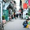 Shanghai Bylane