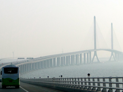 Shanghai Yangtze River Bridge