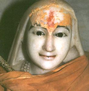 Shankaracharya Samadhi Mandir Idol