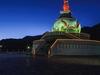 Shanti Stupa In Leh - Ladakh J&K