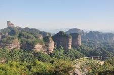 Shaoguan Danxia Mountain - Gansu Of China