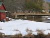 Shawneehaw  Creek Into  Mill  Pond