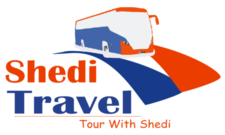 Shedi Travel Logo