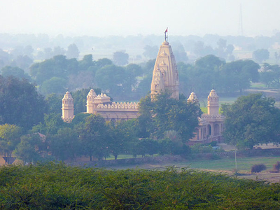 Sheela Mata Temple Agroha