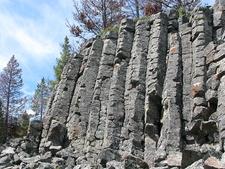 Sheepeater Cliff - Yellowstone - USA