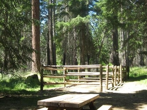 Sheep Springs Horse Campground