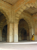 Sheesh Mahal - Red Fort - Agra