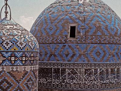 Sheikh Safis Tomb