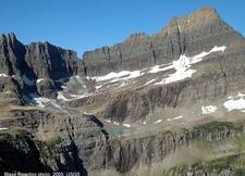 Shepard Glacier Montana USA