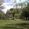 Sherrodsville Community Park In Spring