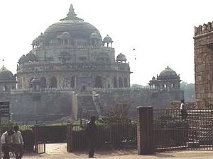 Tumba de Sher Shah Suri