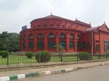 Sheshadri Iyer Memorial Library - Cubbon Park - Bangalore