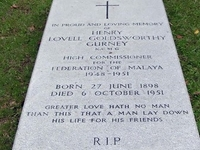 Cheras Christian Cemetery