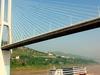 Shibangou Bridge Underpass - Fuling Yangtze River