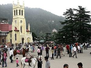 Shimla Holiday Package Photos