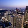 Shinjuku Group Of High-Rise Buildings