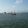 Ships At Mormugao Port