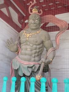 Shitenno Ji Niomon Zou