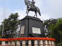 Shivaji Bhosle Estatua