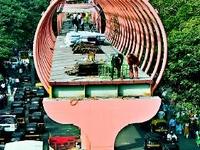 Shivajinagar Station – Swargate Skywalk