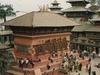 Shiv-Parvati Temple - Kathmandu