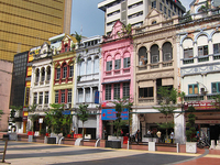 Jalan Hang Shophouses Kasturi