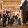 Shoppers At Old Spitalfields Market