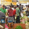 Shopping At Pettah Market